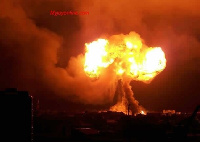 Seven people lost their lives in the gas explosion at Atomic junction last year