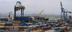 Official data shows record fall in sea-borne trade