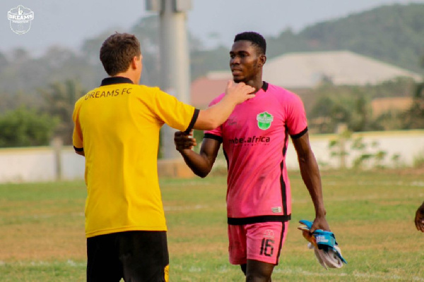 Dreams FC coach Vladislav Viric proud of his players after victory against Ashantigold