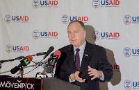 Mr. Steven E. Hendrix, Acting USAID/Ghana Mission Director