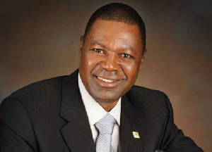Dr Samuel Annor CEO Of NHIS
