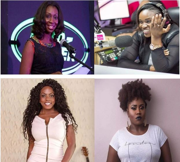 Female singles in ghana