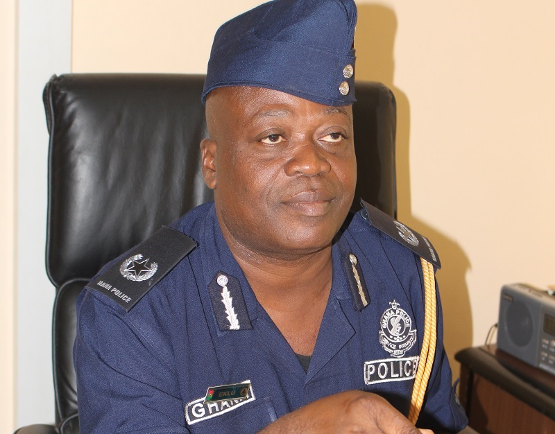 FLASHBACK: Be smart, don't give criminals the chance to operate – ACP David Eklu 'warns' Ghanaians