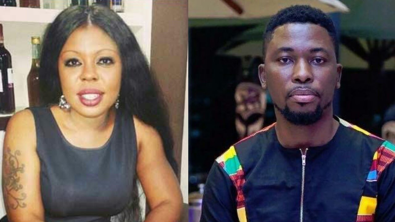 My contract with BOST didn't silence me - A-Plus replies Afia Schwarzenegger