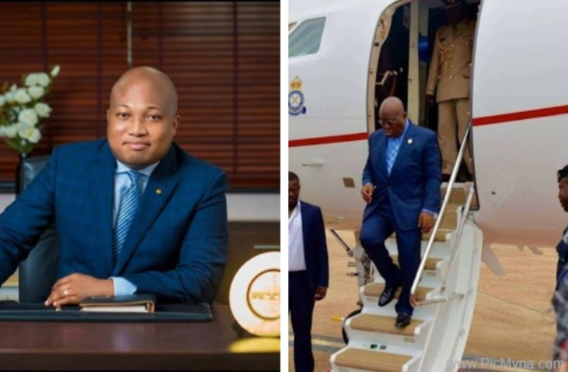 Akufo-Addo's luxury jet: Defence, Finance Ministers to answer questions in Parliament
