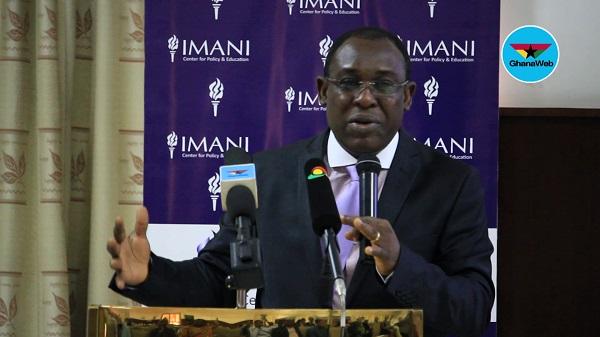 Coronavirus testing: People using crisis as opportunity for grand corruption – Kofi Bentil