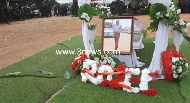 Bolt driver beheaded in Kumasi laid to rest