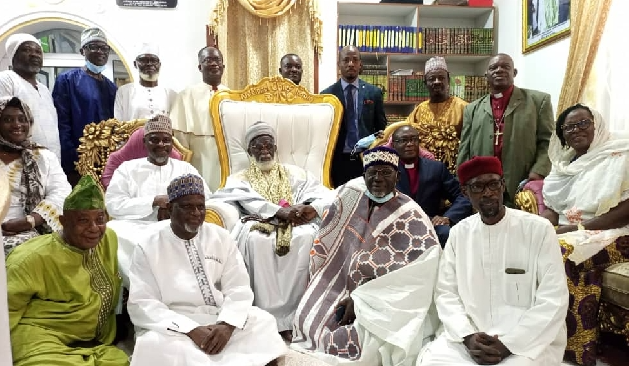 Wesley Girl's Saga: Peace Council Consults National Chief Imam