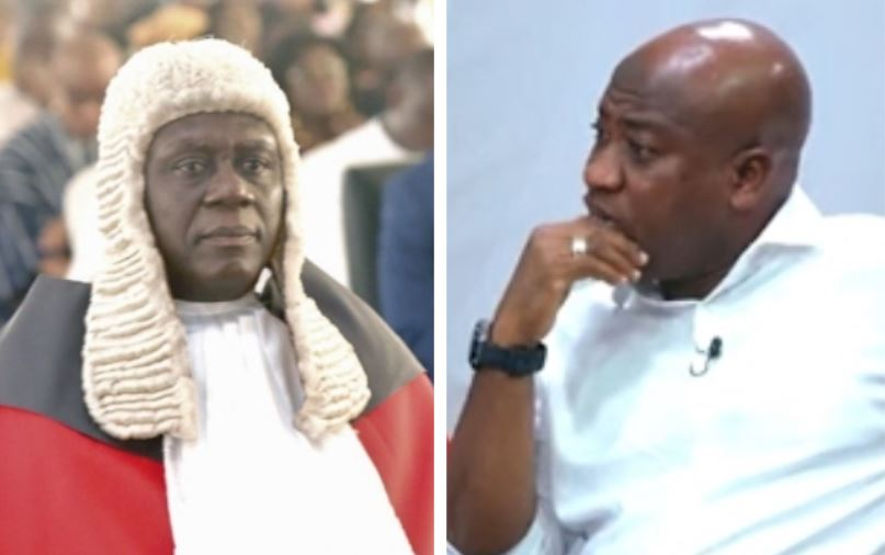 Chief Justice should rather be before the disciplinary committee – NDC MP