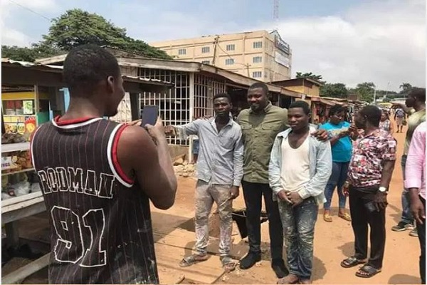 John Dumelo hits the ground running; starts campaign 1