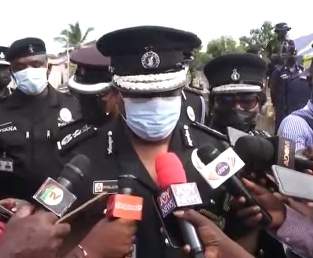 There is crime everywhere apart from heaven – IGP reacts to critiques