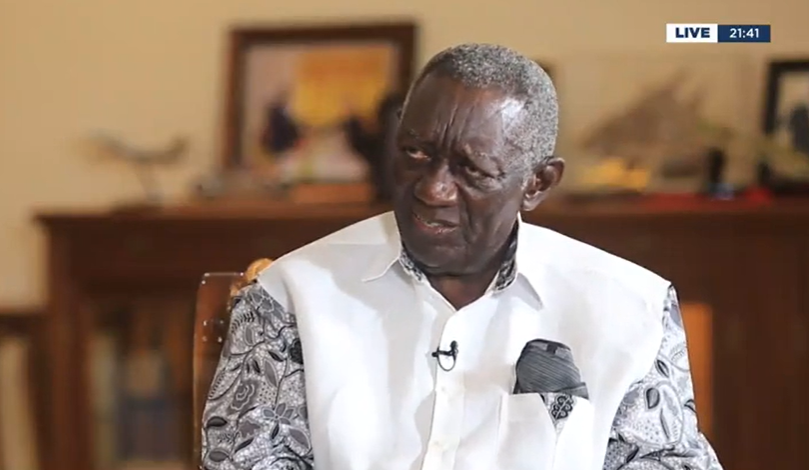 Stop acting as if Ghana was fixed and someone came to destroy it – Kufuor on #FixTheCountry