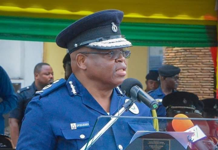 Irresponsible fathers contributing to high crime rates - IGP