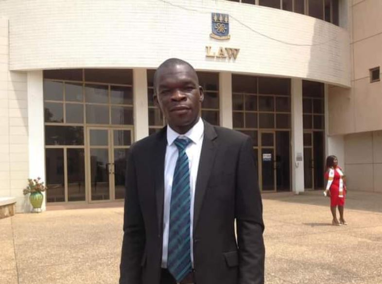 Here is Ghana's first hearing impaired LLB graduate from University of Ghana