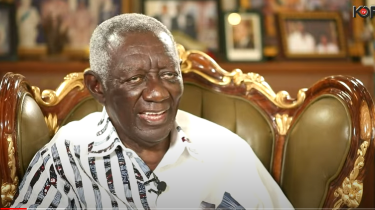 Kufuor reveals reasons behind stubborn and rebellious nature of Ghanaians