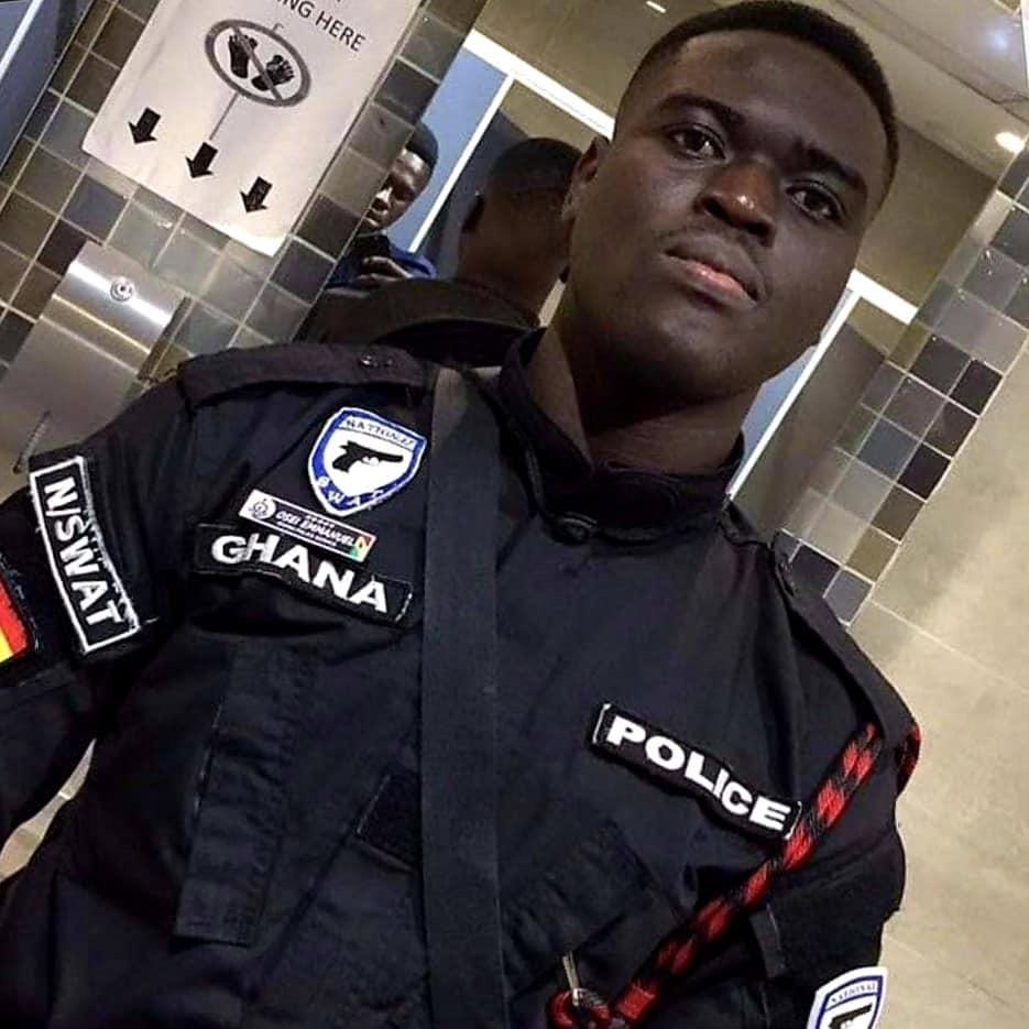 Policemen on bullion vans receive GH¢125.00 weekly – Police officer reveals