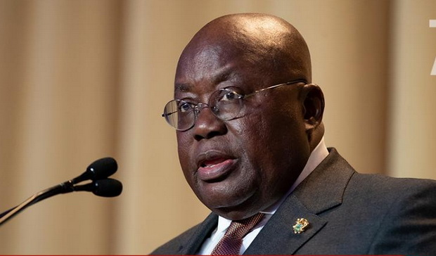 """""""We hope To Use The Reliable Data Obtained To Plan And Develop Mother Ghana More Effectively""""-Prez Nana Addo On 2021 Census"""
