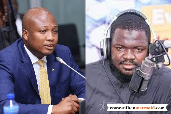 Hawa Koomson's brother demands apology from Ablakwa over defamatory comments