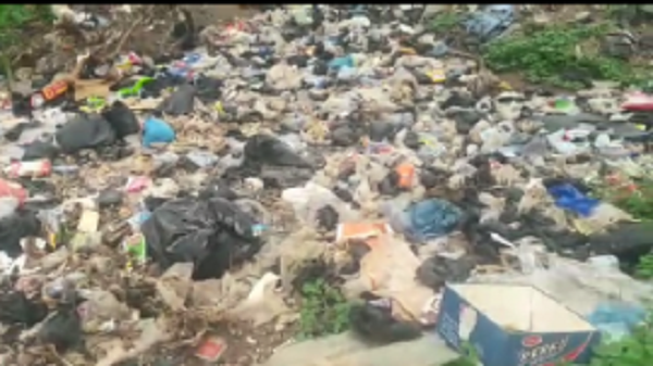 Open defecation engulfs Sarfo township; residents threaten demo against Assembly