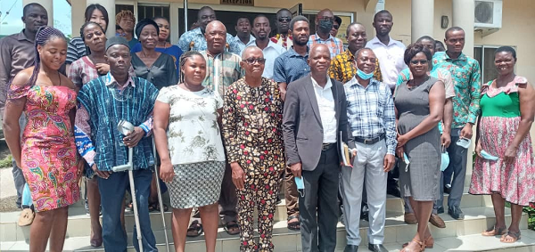 VOICE Ghana launches project to address challenges facing PWDs
