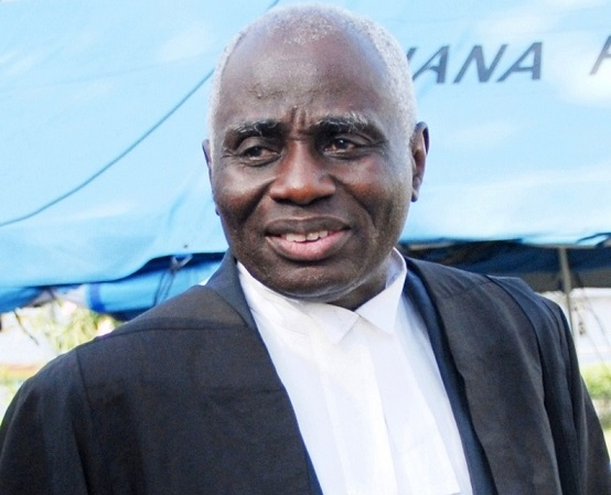 Judgments in 2020 election petition were collection of opinions of Chief Justice – Tsatsu Tsikata