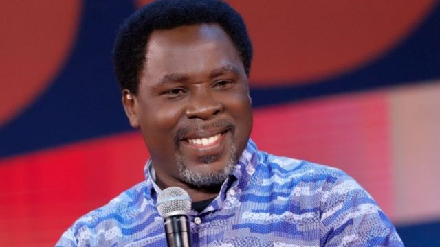 Late TB Joshua's daughter gives birth to son on his birthday - Report
