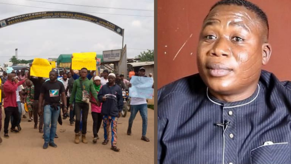 Yoruba nation activist supporters warn Nigeria & Benin Republic
