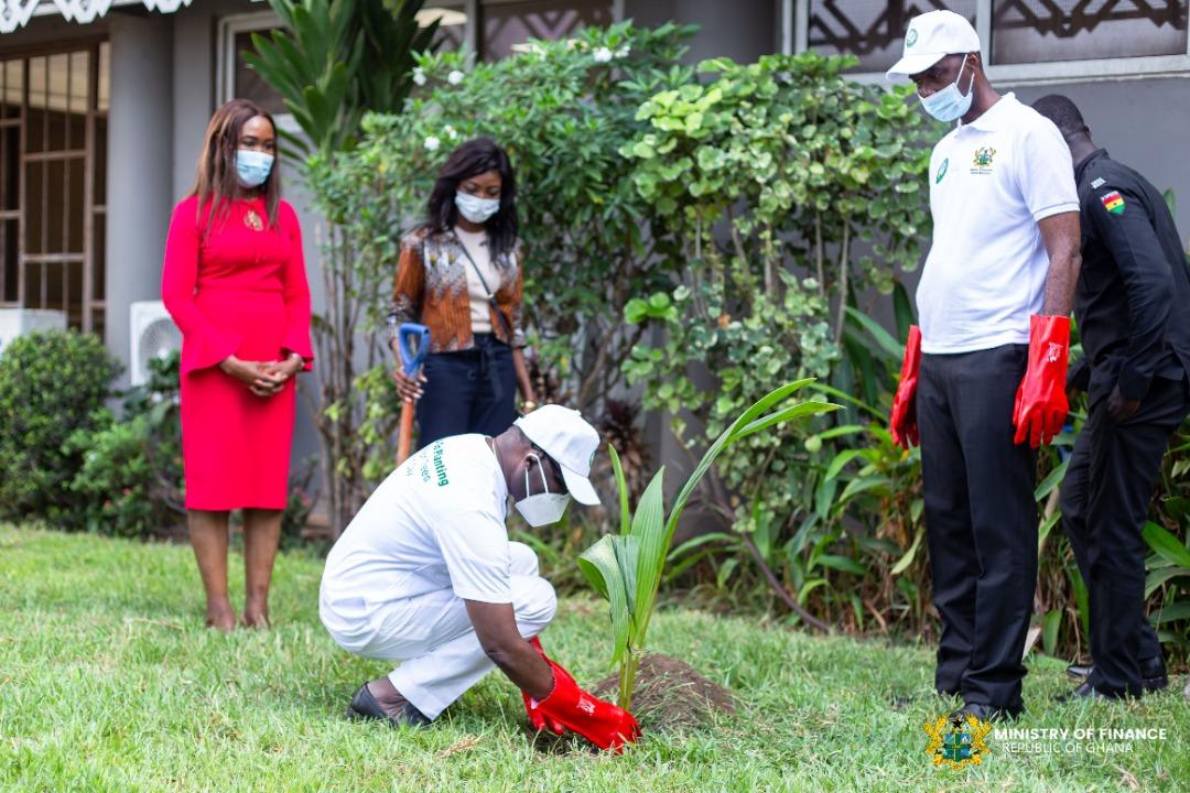 Be responsible for safeguarding the planet – Ken Ofori-Atta to Ghanaians