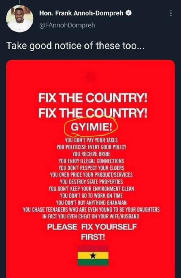Counter hashtags, MP's gaffe: How pro-government communicators have tried to kill #FixTheCountry campaign. 12
