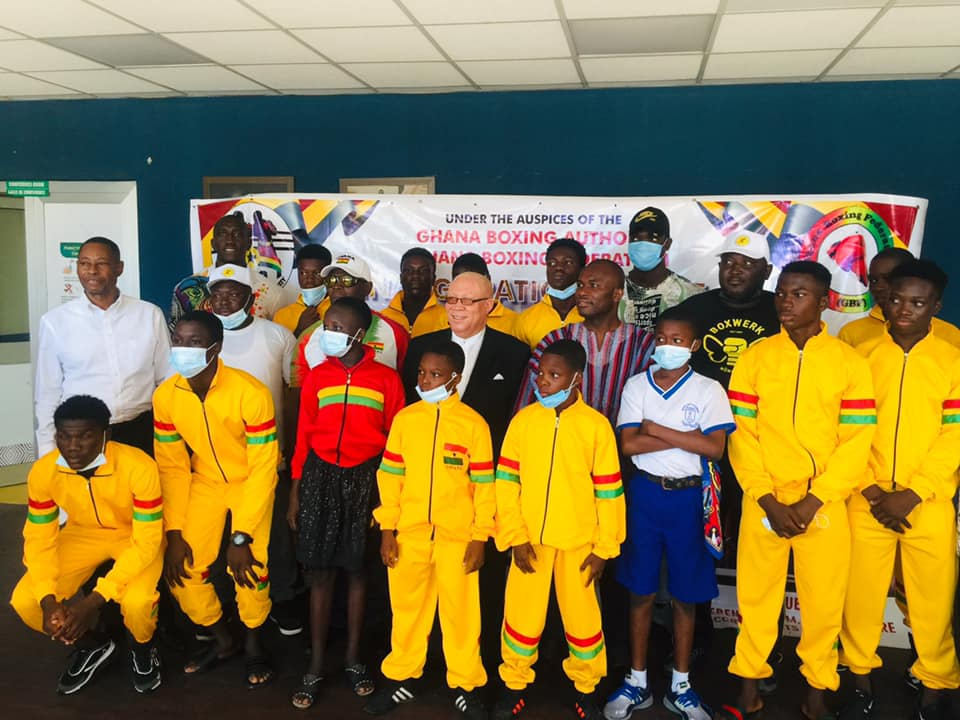 NSA Director-General supports Ghana boxing going scientific