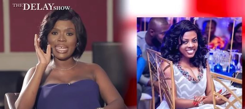 'Relax, it's not a death sentence' – Delay reacts to Nana Aba's interview invite