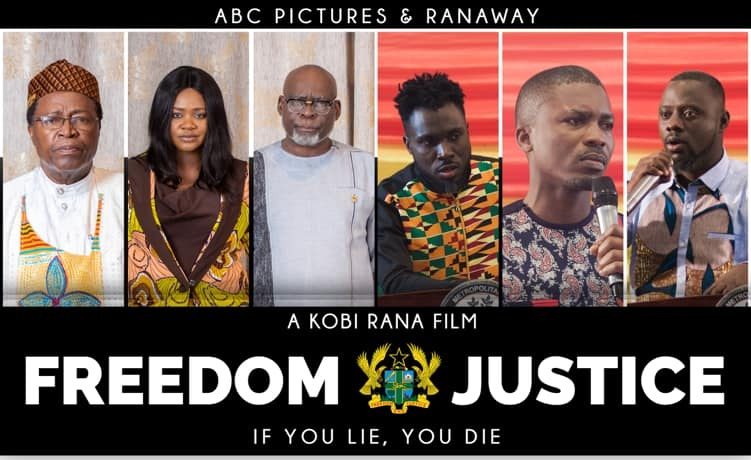 How a pastor prophesied about Kobi Rana's 'Freedom and Justice' movie