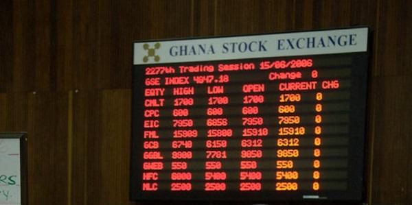 ghanaweb.com - Cal Bank and Fan Milk extend stock market gains