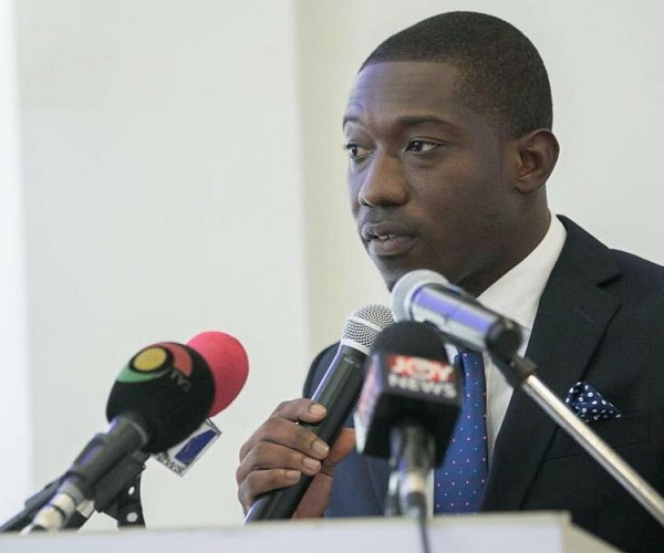 President Akufo-Addo's industrialisation vision is coming together - Herbert Krapa