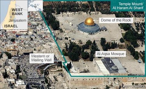 Trump Condemns Deadly Terror Attack at Jerusalem Shrine