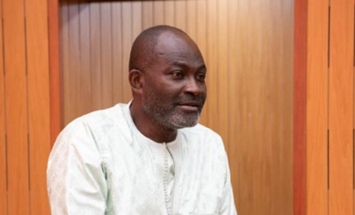 Why Akufo-Addo's fight against corruption is 'very slow' - Kennedy Agyapong explains