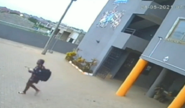 CCTV footage of 23-year-old woman murdered by friend pops up