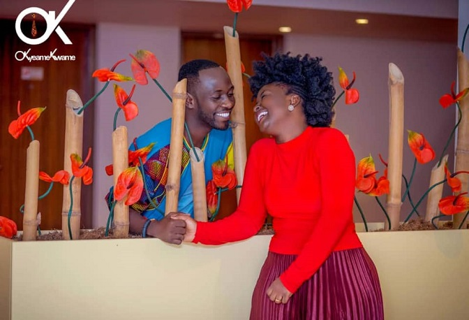 My wife was yearning for me at age 16 – Okyeame Kwame