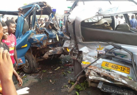 Be disciplined to reduce road crashes - Drivers admonished