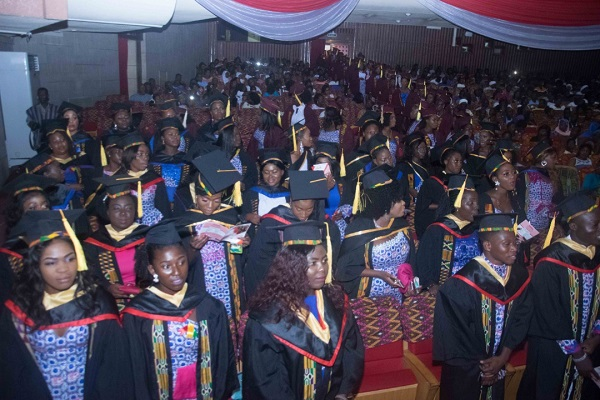 Abrantie College Holds 12th Graduation Upbeat About Expanding Across Africa