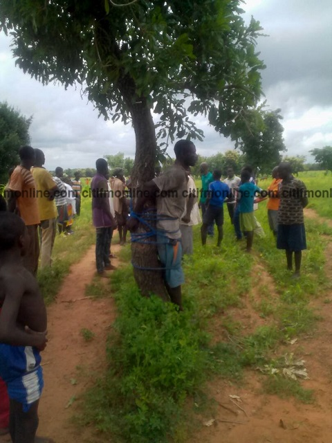 Man Stoned To Death In Walewale For Killing Brother
