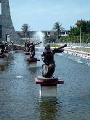 hornblowers @ nkrumah mausoleum, Ragna Meul