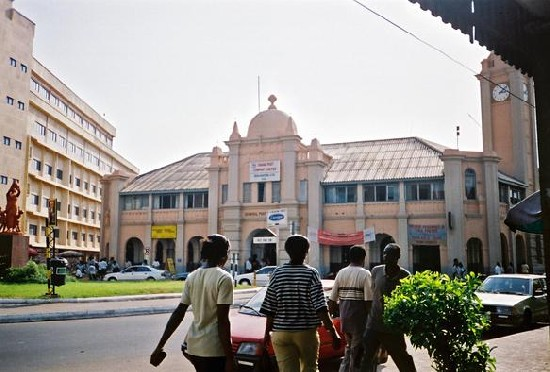 Accra City Centre