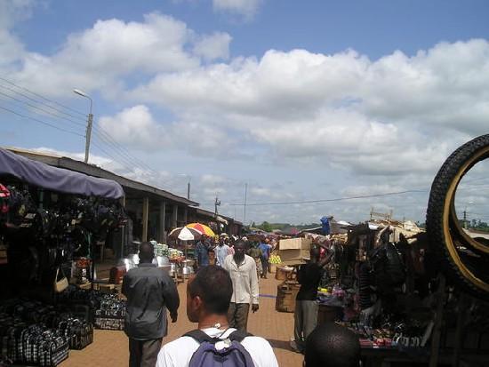 Techiman Market