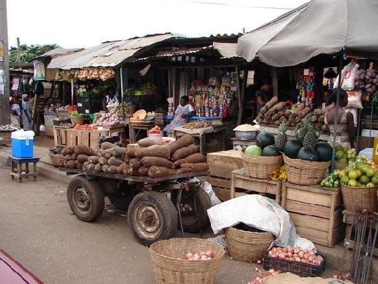 Accra Malata Market