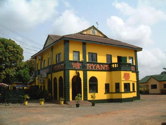 Ryans Irish Pub