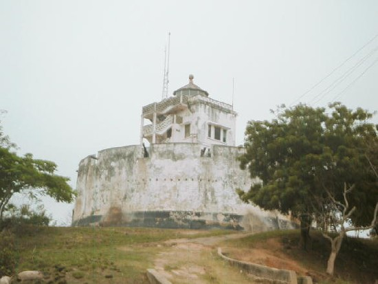 Fort William (the lighthouse) Cape Coast