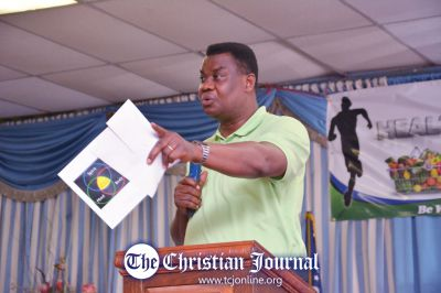 Health and Wellness Day at Ebenezer Assembly of God