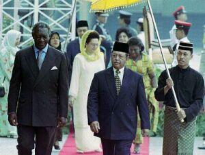 President Kufuor in Malaysia