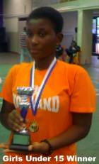 National Under 15 Table Tennis Pictures